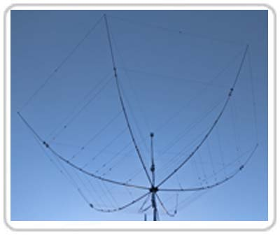 Hexbeam 40M Dipole Kit